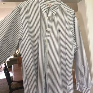 Brooks Brothers 346 Button Down Polo Shirt